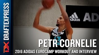 Petr Cornelie 2016 adidas Eurocamp Workout and Interview