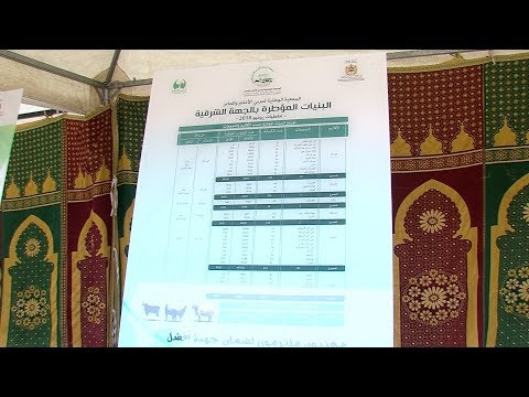 إقليم جرادة: التوقيع على اتفاقية شراكة من أجل إحداث مركز التلقيح الاصطناعي للأغنام والماعز
