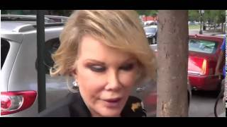 #JoanRivers Says President Obama Is Gay And Michelle Is A Tranny!