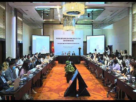 Rà soát chính sách TM lần thứ hai của Việt Nam trong khuôn khổ tổ chức thương mại thế giới WTO