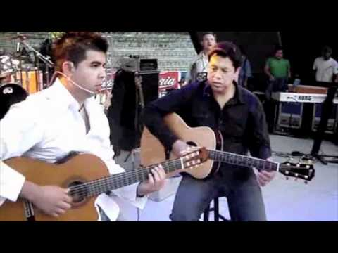 Kiko Cibrian Y Roberto Prado Jr. Prueba De Sonido
