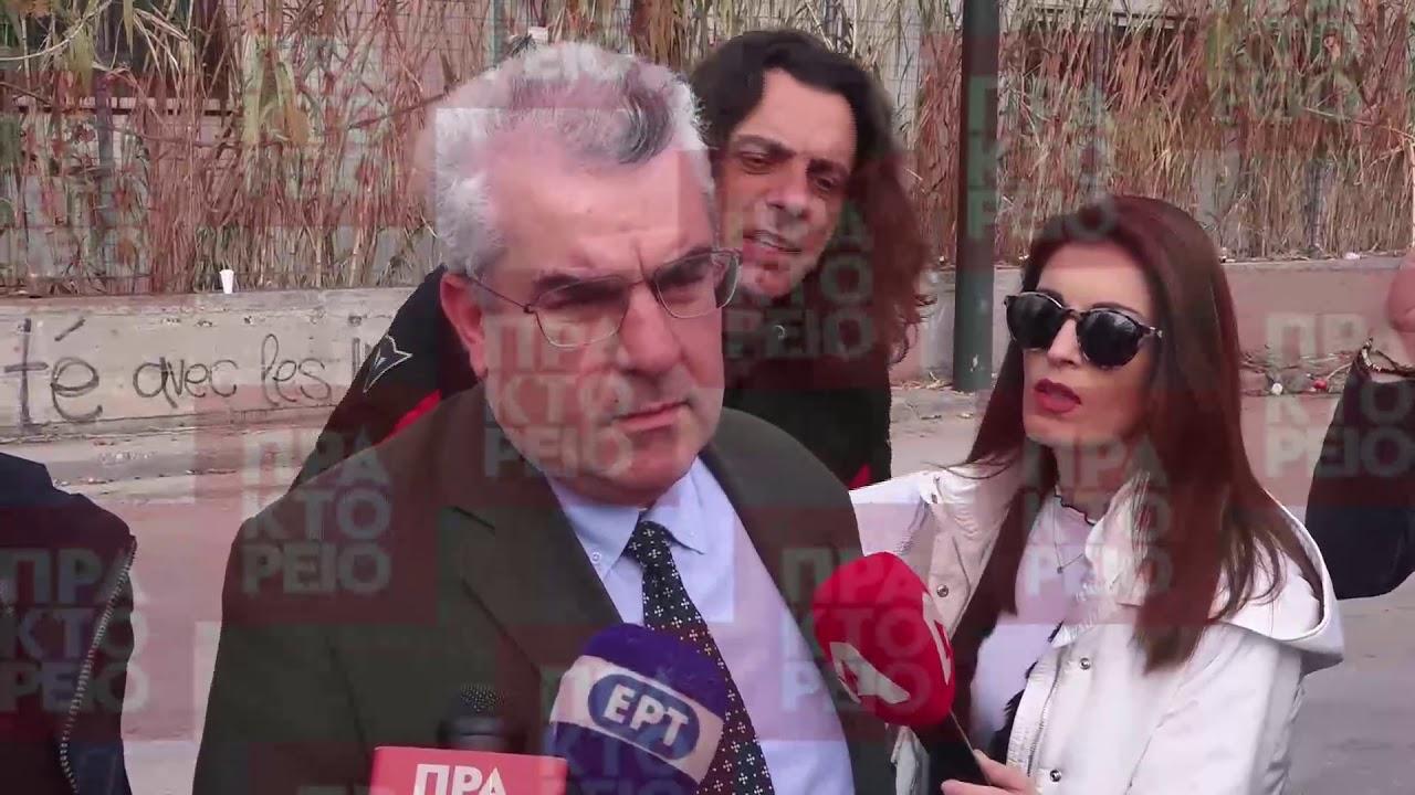 Δήλωση Βασίλη Παπαδόπουλου για τον Τούρκο στρατιωτικό