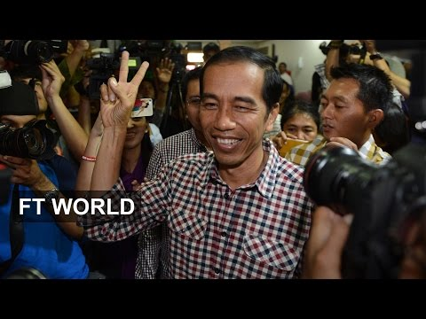 president - Joko Widodo, the reformist governor of Jakarta, has been elected as the next president of Indonesia, capping a meteoric rise for the 53-year-old furniture salesman turned mayor. Ben Bland reports....