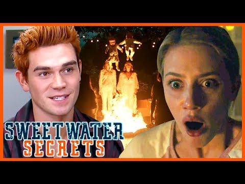Riverdale 3x01: Lili Reinhart Explains Floating Babies & Archie's Going to Jail   Sweetwater Secrets