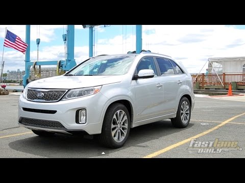 2015 Kia Sorento Review – Fast Lane Daily