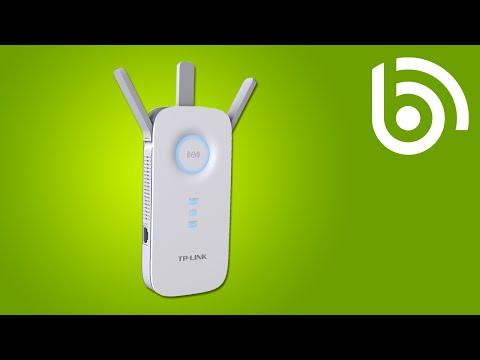 TP-LINK WiFi Range Extenders