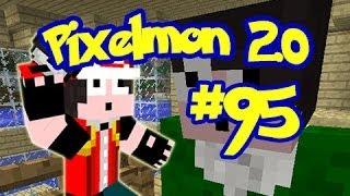 Minecraft: Pixelmon 2.0 - Episode 95 - SPECIAL GUEST!! (Pokemon Mod)