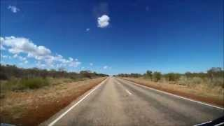 Tennant Creek Australia  City pictures : Stuart Highway between Katherine and Tennant Creek, Northern Territory, Australia