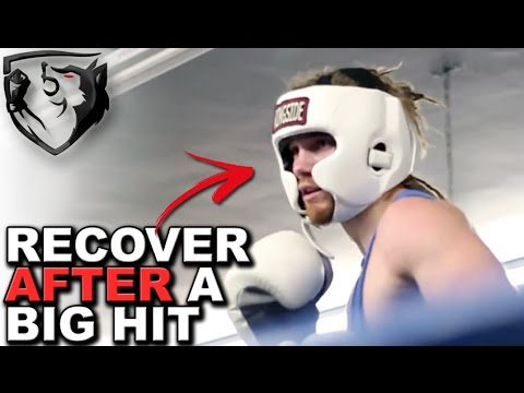 How to Recover After Taking a Big Hit in a Fight (видео)