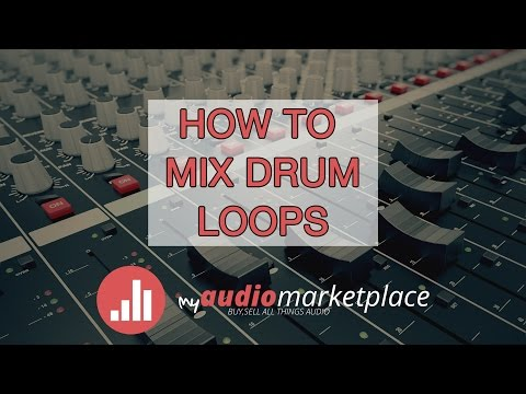 How to Mix Drum Loops - Industry Drum Kits