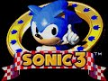 Sonic The Hedgehog 3 – Title Screen Theme