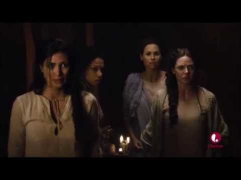 "Jacob Destroys the Sacred Idols - ""The Red Tent"" - Rebecca Ferguson, Morena Baccarin"