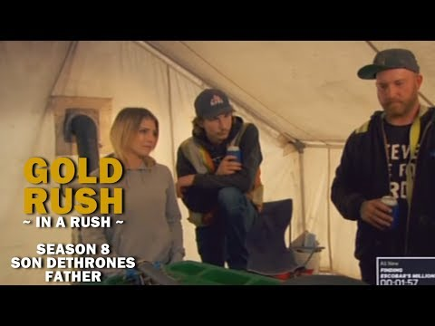 Gold Rush | Season 8, Episode 5 | Son Dethrones Father - Gold Rush in a Rush Recap