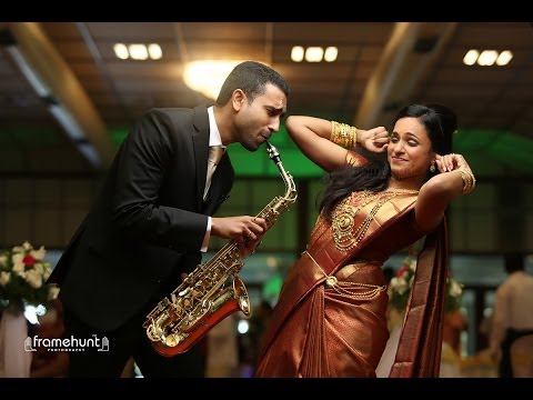 A Royal Kerala Christian Wedding Joel+Preenu