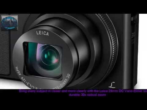Panasonic DMC-ZS50K LUMIX 30X Travel Zoom Camera with Eye Viewfinder