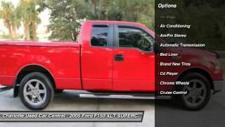 2005 Ford F150 XLT SUPERCAB STREET BOSS! ONE OWNER! PERFECT   Port Cha