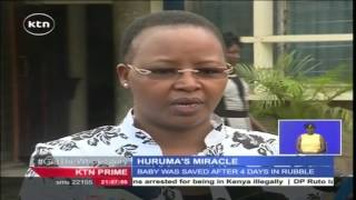 Huruma Miracle Baby Assessed For Discharge From The Hospital.