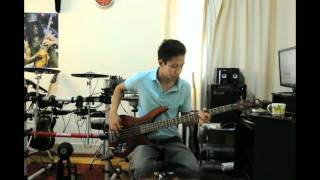 Bondan Prakoso & Fade2Black - Tetap Semangat bass cover