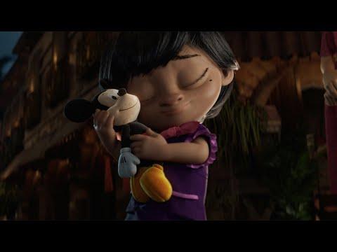 Una Famiglia Infinite Emozioni   Natale Disney Corto Animato 2020   Official Disney IT