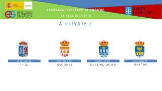 Vídeo resumo do Programa Integrado de Emprego A-CTIVATE 2
