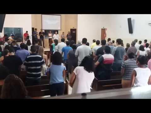 IBC Igreja Batista em Cotia - Louvor 29 jan 2008