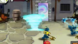 Ninjago Spinjitzu SnakeDown GamePlay Part 5
