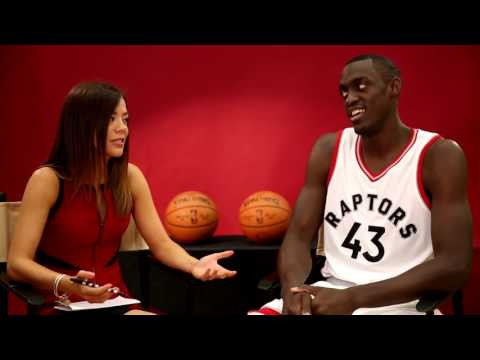 Video: Know Your Raptors: Pascal Siakam