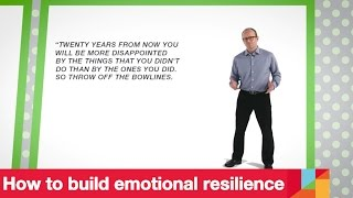 How to build emotional resilience   London Business School