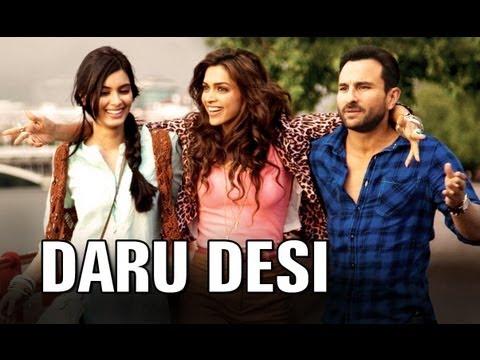 Daru Desi (Full Video Song)   Cocktail   Saif Ali Khan, Deepika Padukone & Diana Penty