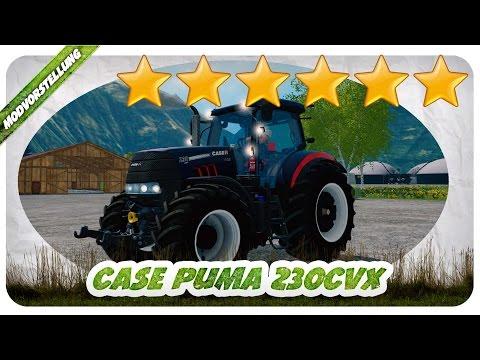 Case Puma 230CVX v2.2