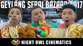 Video Food King Singapore - FOOD KING SINGAPORE: Geylang Serai Ramadan Bazaar Edition! MP3, 3GP, MP4, WEBM, AVI, FLV Maret 2019