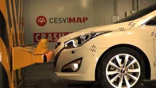 .Bumper Test delantero Hyundai i40