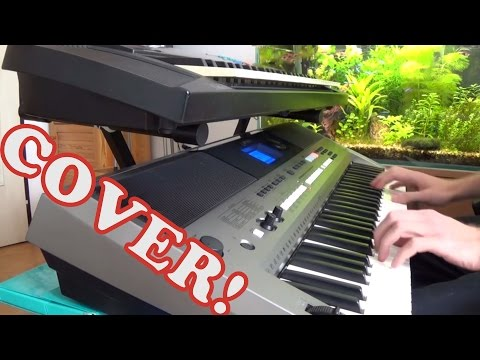 J.M.Jarre CALYPSO - Keyboard Cover (full HD)