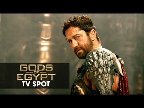 Gods of Egypt Gods of Egypt (TV Spot 'Non-Stop')