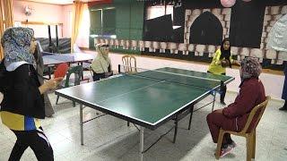 طولكرم : انطلاق بطولة كرة الطاولة فردي وزوجي لطالبات المدارس الثانوية