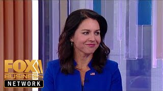 Tulsi Gabbard talks breaking up big tech, immigration reform with Maria