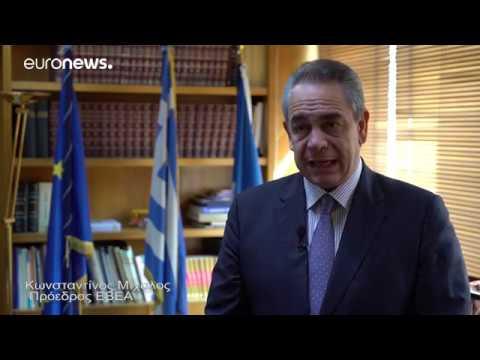 Ο Πρόεδρος του EBEA Κωνσταντίνος Μίχαλος στο euronews