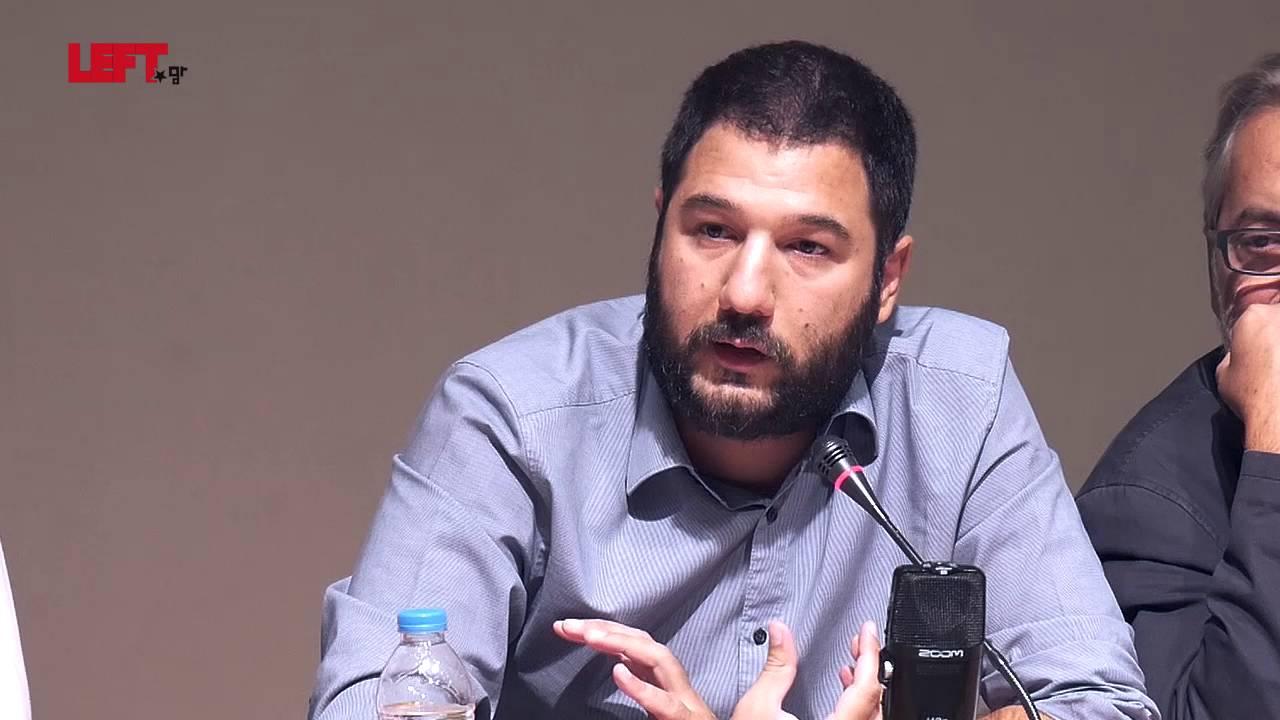 Η πολιτική της Αριστεράς για την ανάπτυξη -Νάσος Ηλιόπουλος