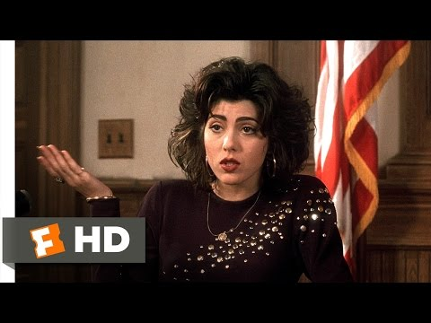 """My Cousin Vinny"" is one of the movies I could watch anytime it is on and still enjoy it. Hard to believe it came out 25 years ago."