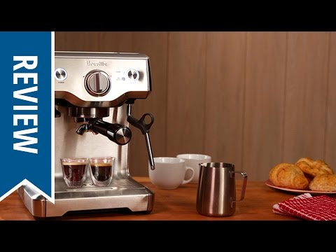 In-Depth: Breville Duo-Temp Pro Espresso Machine