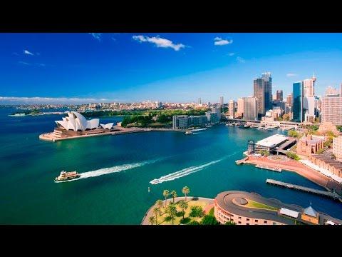 Sydney - Thành phố hạnh phúc