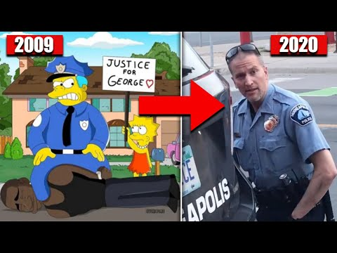 How The Simpsons Predicted All Of 2020