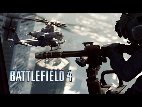 Battlefield 4 – 64 players in one game #EPIC!