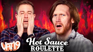 Video 🤬 We Played Hot Sauce Roulette! MP3, 3GP, MP4, WEBM, AVI, FLV Maret 2019