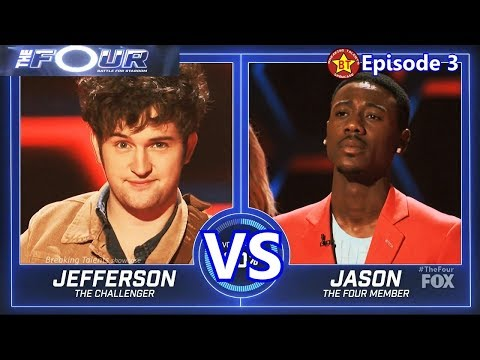 Jefferson Clay vs Jason Warrior with Results &Comments The Four 2018 Episode 3
