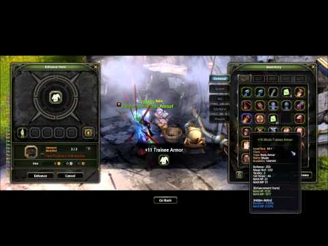 Dragon Nest - 40 +12 Enhancement & +13 Extraction