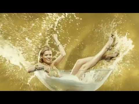 Comercial Lady Million Eau My Gold! Paco Rabanne