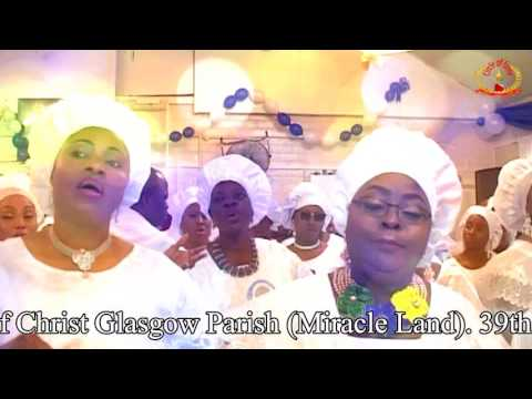 PART 2: CELESTIAL CHURCH OF CHRIST GLASGOW PARISH @ 39TH ADULT HARVEST THANKSGIVING SERVICE