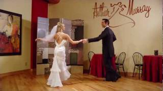 Arthur Murray Wedding Dance