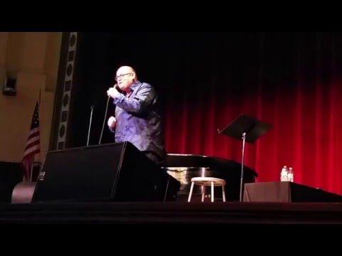 Ronan Tynan 3/13/16 how are things in glocca morra